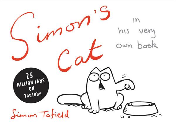 Simon's cat Book