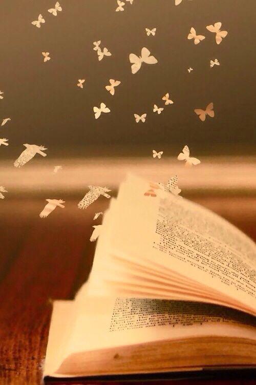 papillonner de lecture