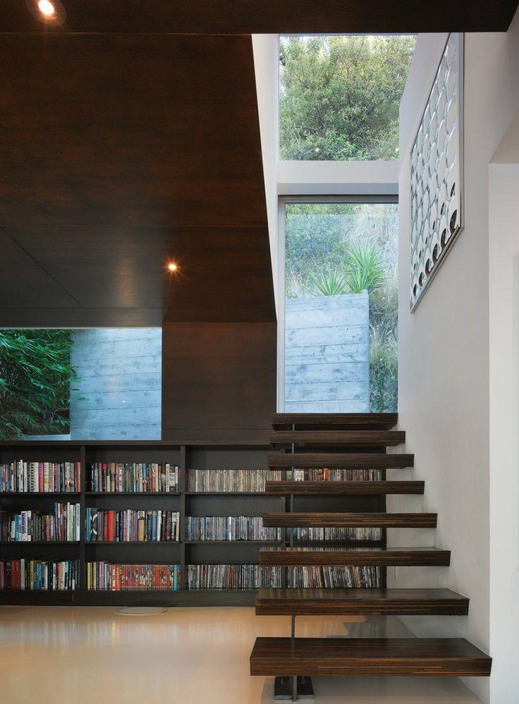 escalier lecture